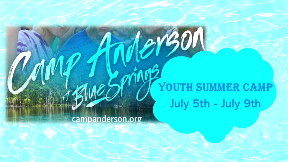 Youth Camp - Camp Anderson